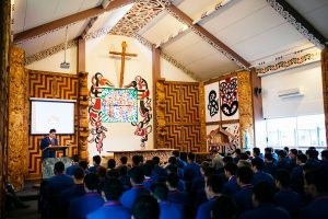 Hāto Pāora College – providing a unique Catholic Māori Education for boys Archdiocese of Wellington