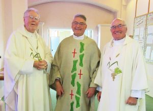 Jubilarians celebrate Archdiocese of Wellington