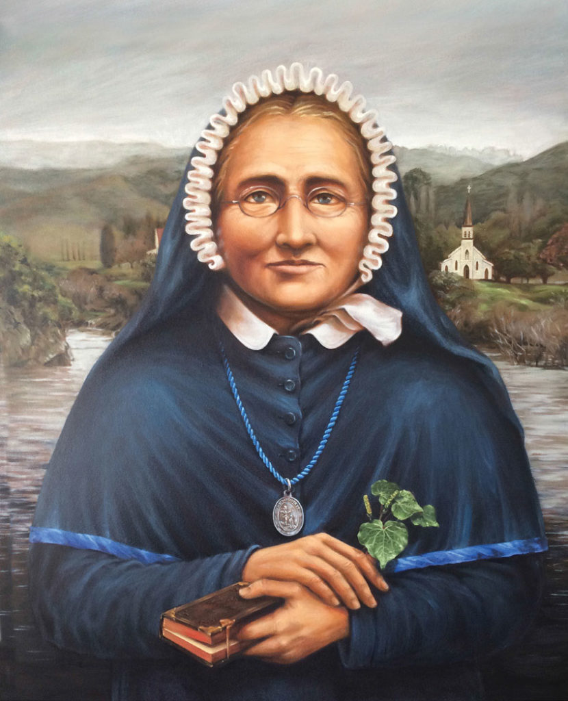 Venerable Suzanne Aubert: A missionary who made NZ her home Archdiocese of Wellington