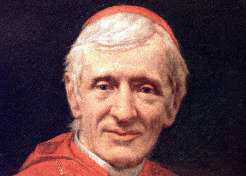 The sainthood of Blessed John Henry Newman Archdiocese of Wellington