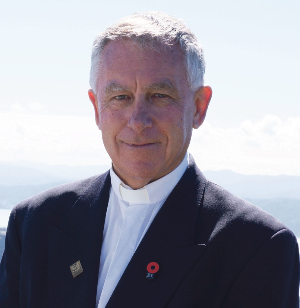 'The Grace of God Has Appeared' Archdiocese of Wellington