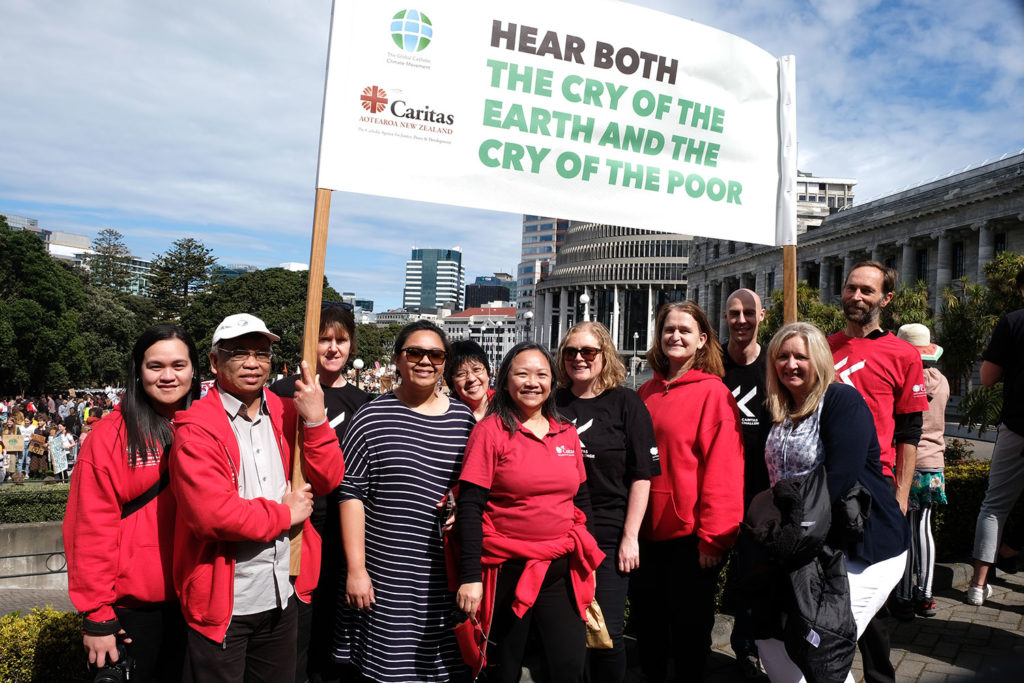 'Climate justice' call Archdiocese of Wellington