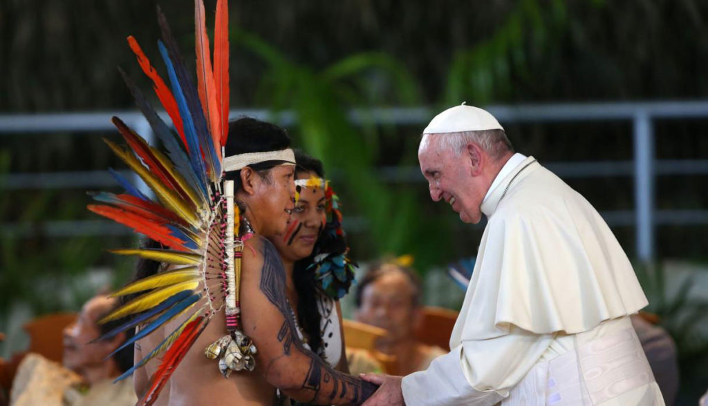 Connecting the Amazon to Aotearoa Archdiocese of Wellington