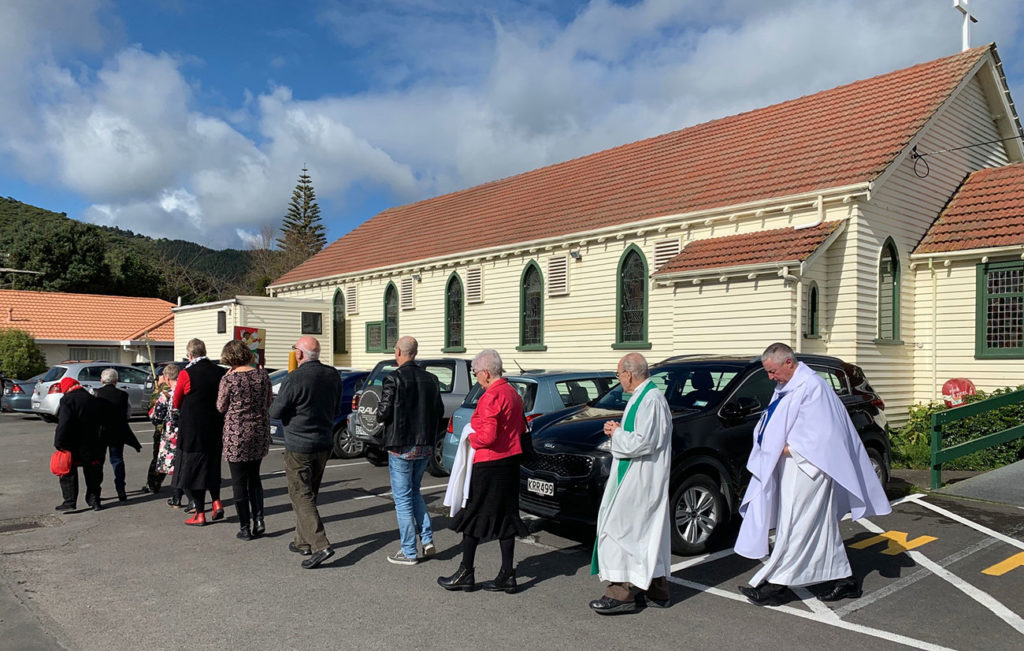 Closing Mass for Our Lady of Fatima Church, Waikanae Archdiocese of Wellington
