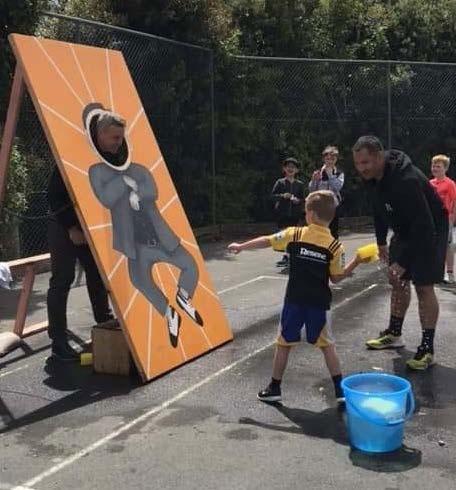 St Benedict's School Fair Archdiocese of Wellington