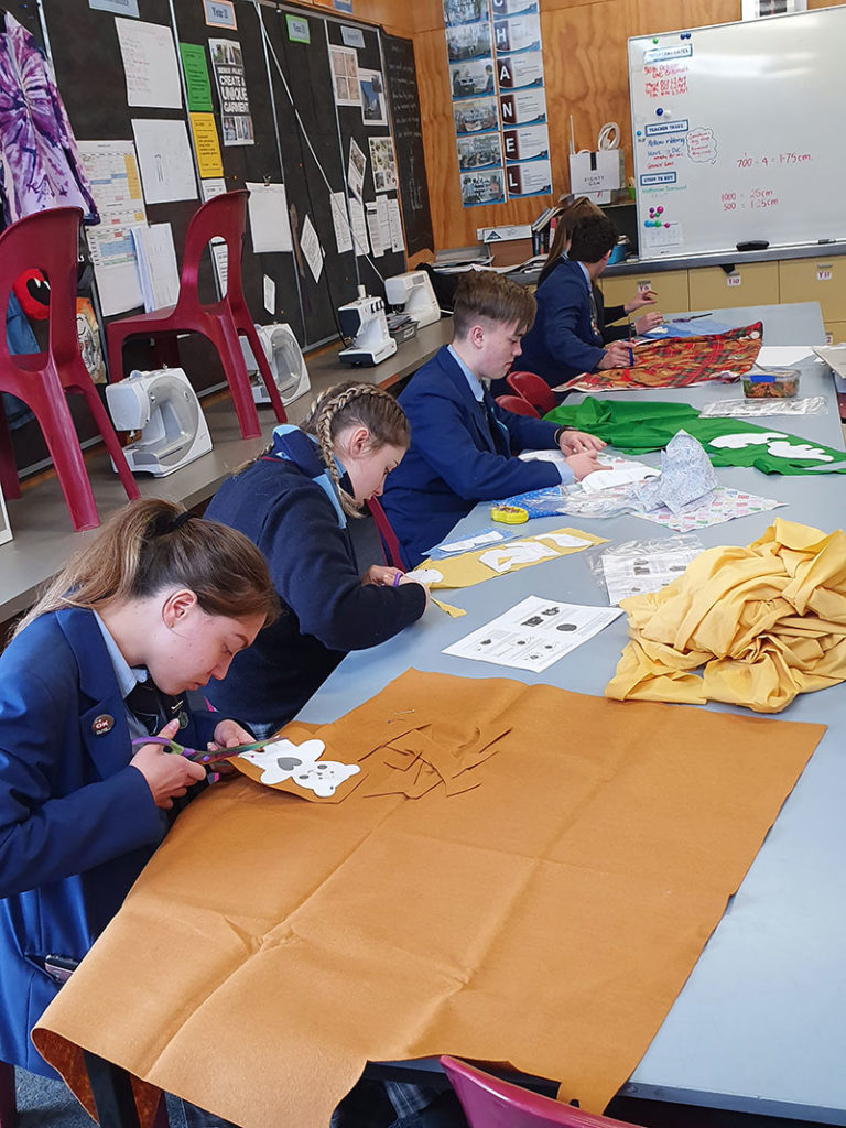 Young Vinnies – Soft Toy Project Archdiocese of Wellington