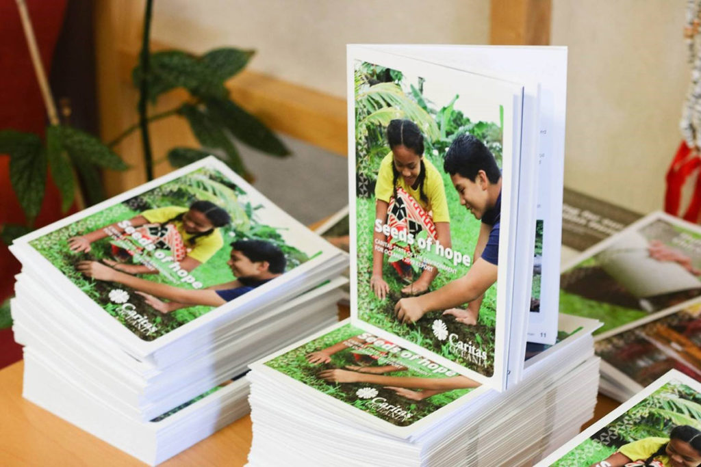 Seeds of Hope – Caritas State of the Environment Report 2019 Archdiocese of Wellington