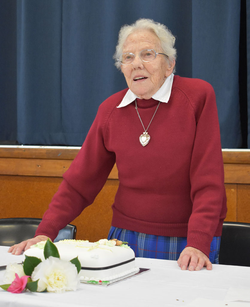 Sr Helena – 75 years Professed Archdiocese of Wellington
