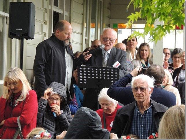 Pahiatua Polish Children's 75th Reunion Archdiocese of Wellington