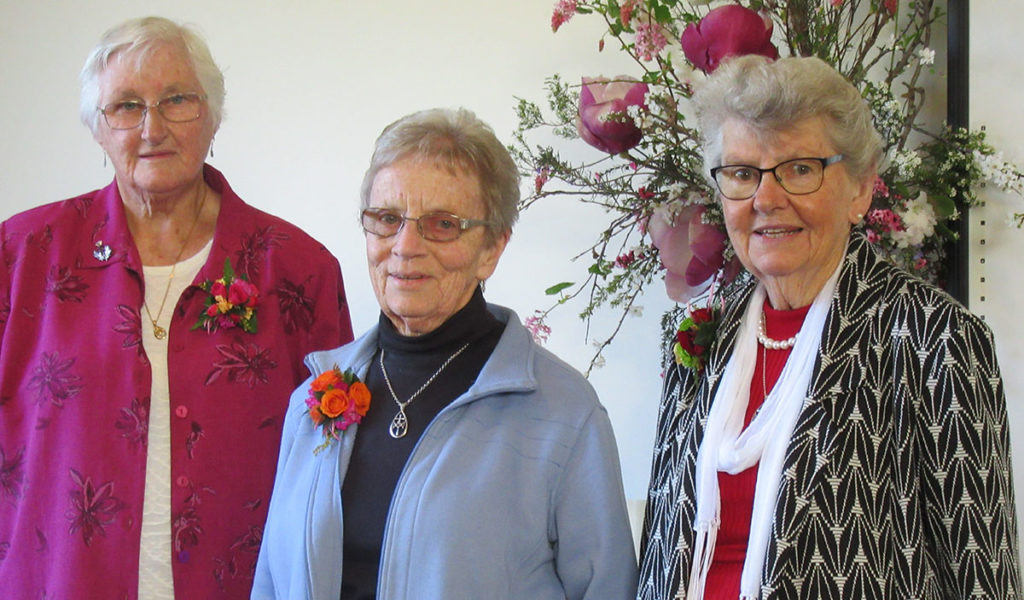 Spring celebration for Sisters' Jubilees Archdiocese of Wellington