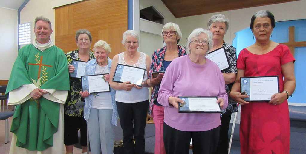 Catholic women recognised for service Archdiocese of Wellington
