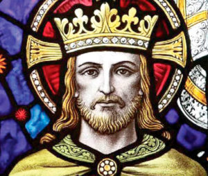 A King Crowned In Pain Nailed To His Throne Archdiocese of Wellington
