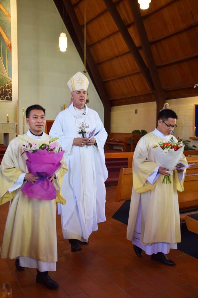 Deacon Ordination Archdiocese of Wellington