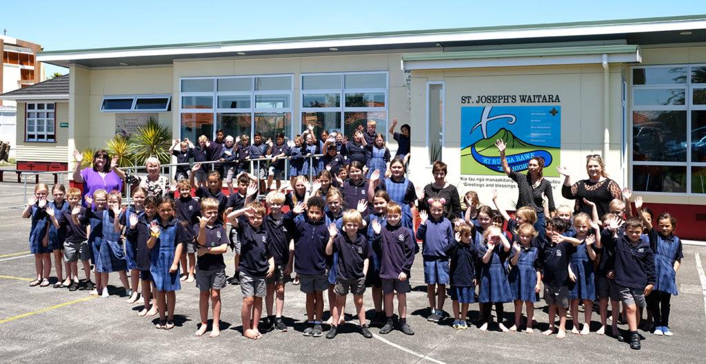 He Hīkoi Whakapono: A Journey of Faith Archdiocese of Wellington
