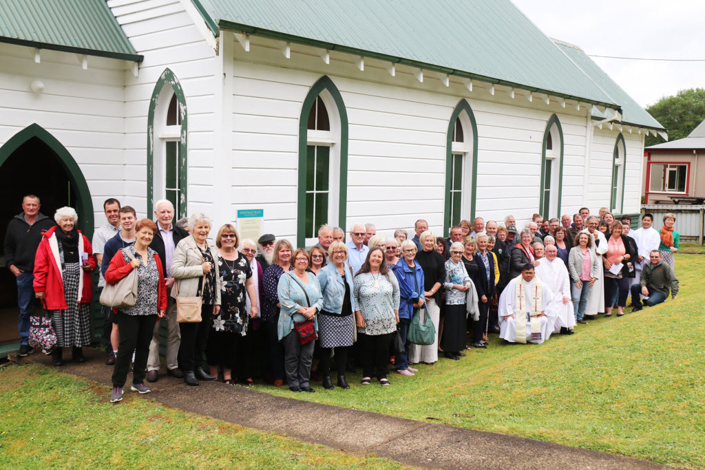 Whangamomona Centennial and Final Mass Archdiocese of Wellington
