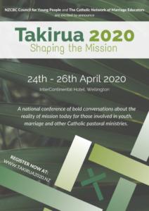 Takirua 2020 Archdiocese of Wellington