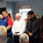 Pōwhiri for Dr Areti Metuamate Archdiocese of Wellington