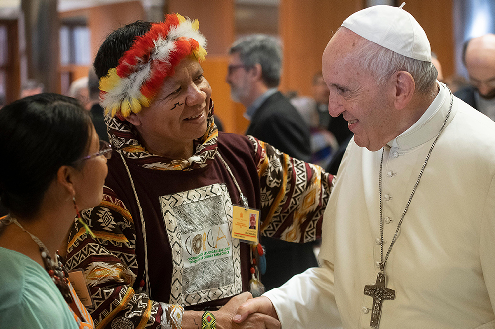 Pope's 'great dreams' for the Amazon Archdiocese of Wellington