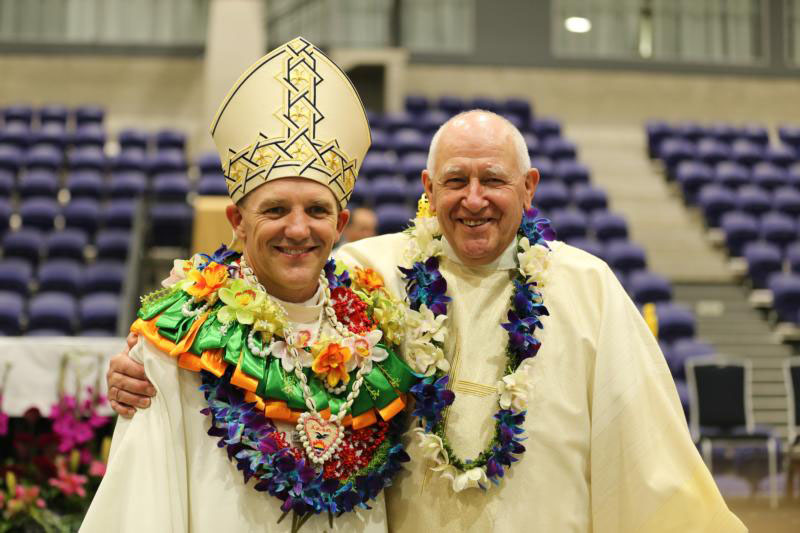 Episcopal ordination a joyous occasion Archdiocese of Wellington