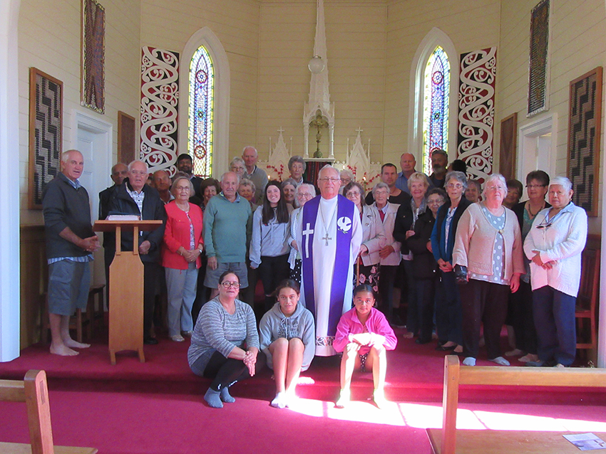 Jerusalem's Rosary Way 25 years old Archdiocese of Wellington