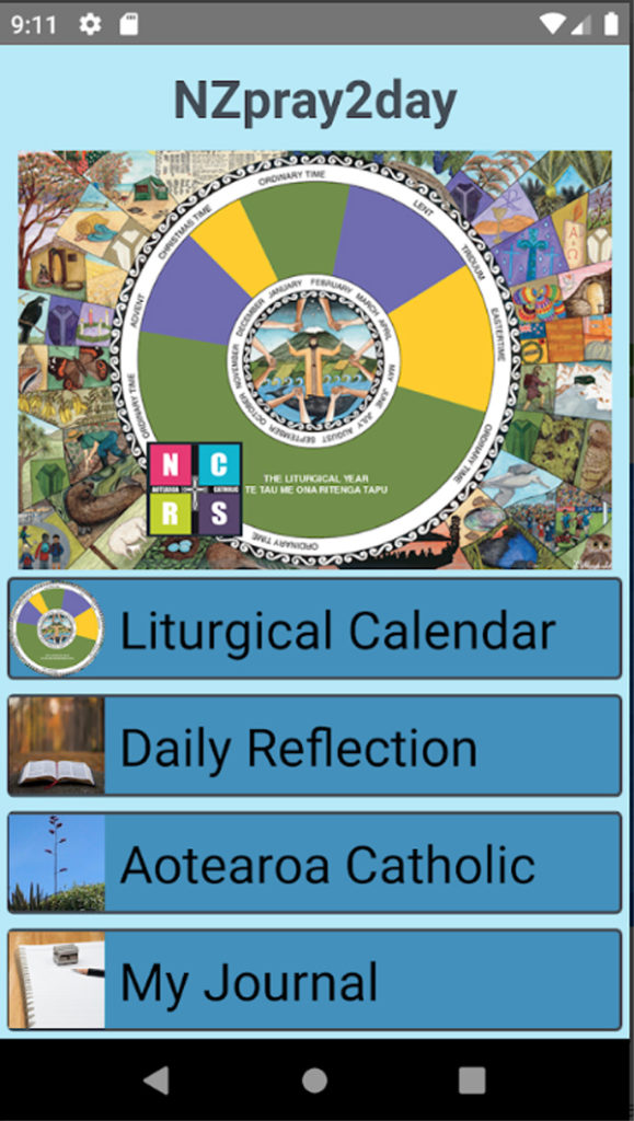 Smart phone prayer app released Archdiocese of Wellington