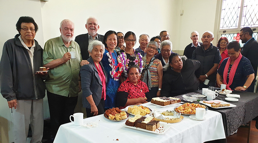 New Zealand Lay Missionaries to Britain Archdiocese of Wellington