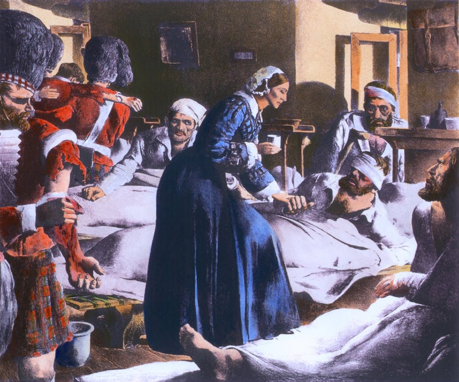 Florence Nightingale a model for Covid-19 service Archdiocese of Wellington