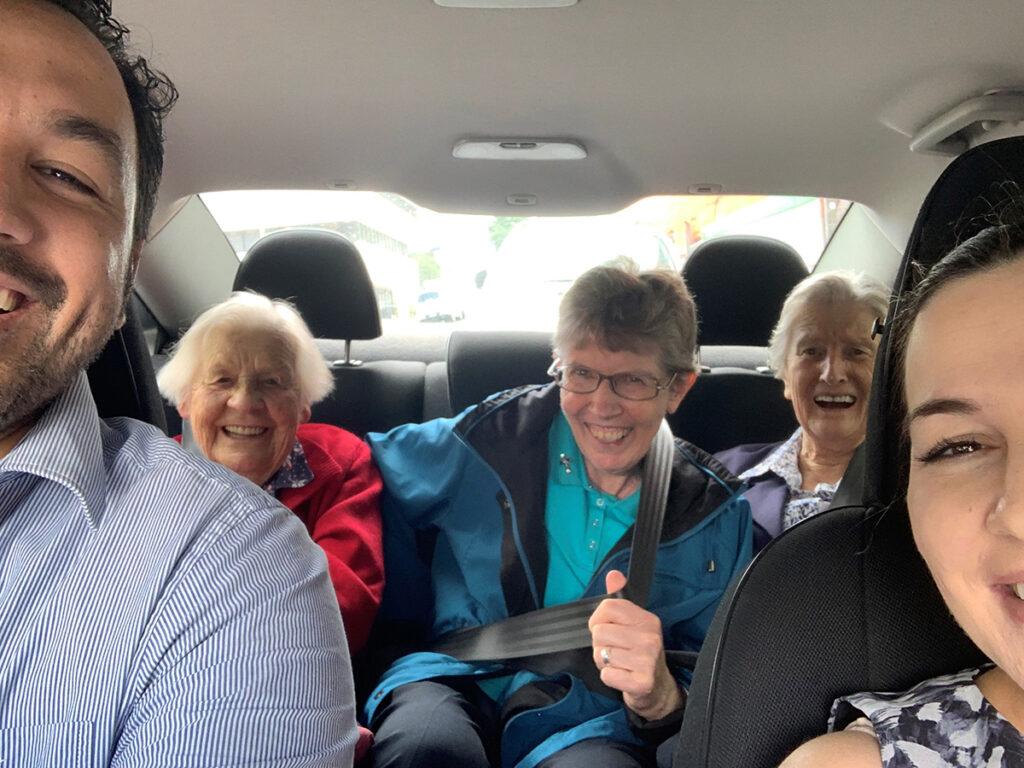 Ngā Whaea Atawhai: Sisters of Mercy, sisters of prayer Archdiocese of Wellington