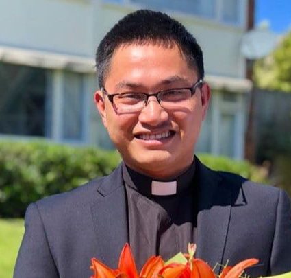 Ordination of Deacon Trung Nguyen Archdiocese of Wellington