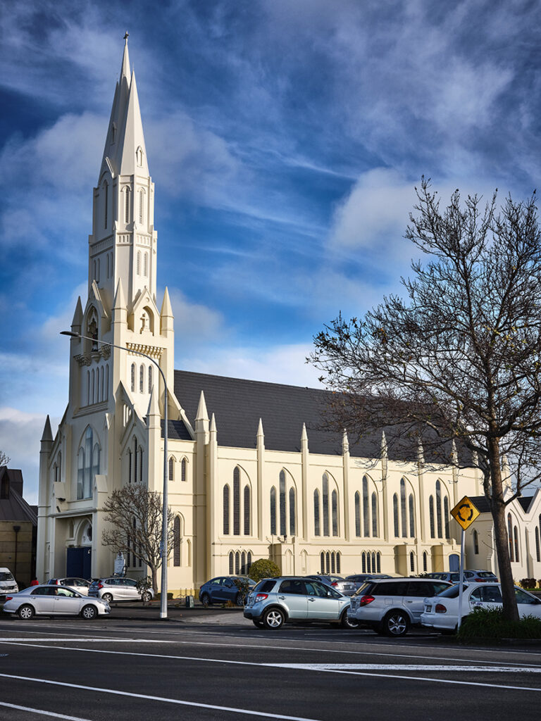 Cathedral of the Holy Spirit Archdiocese of Wellington