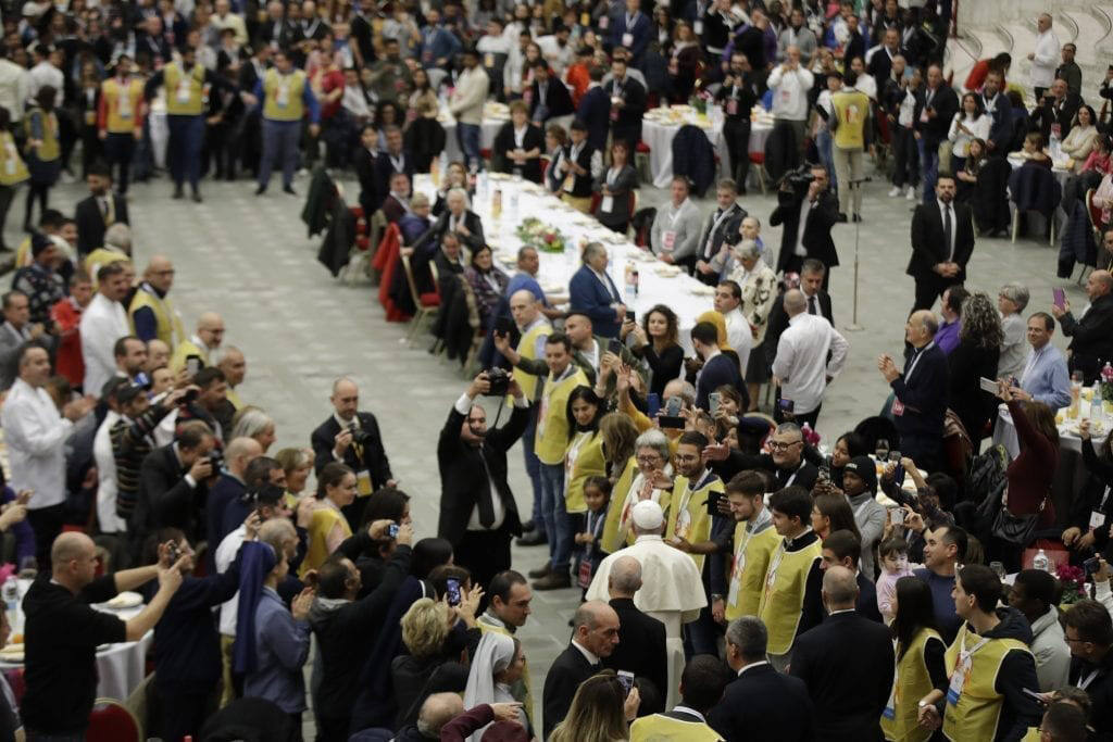 Pope Francis calls for new economic model with human person at centre Archdiocese of Wellington