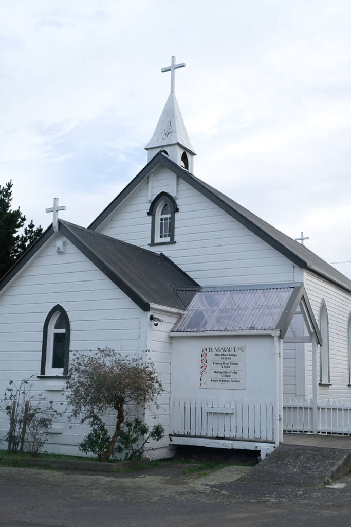 Te Pāriha o Te Ngākau Tapu Archdiocese of Wellington