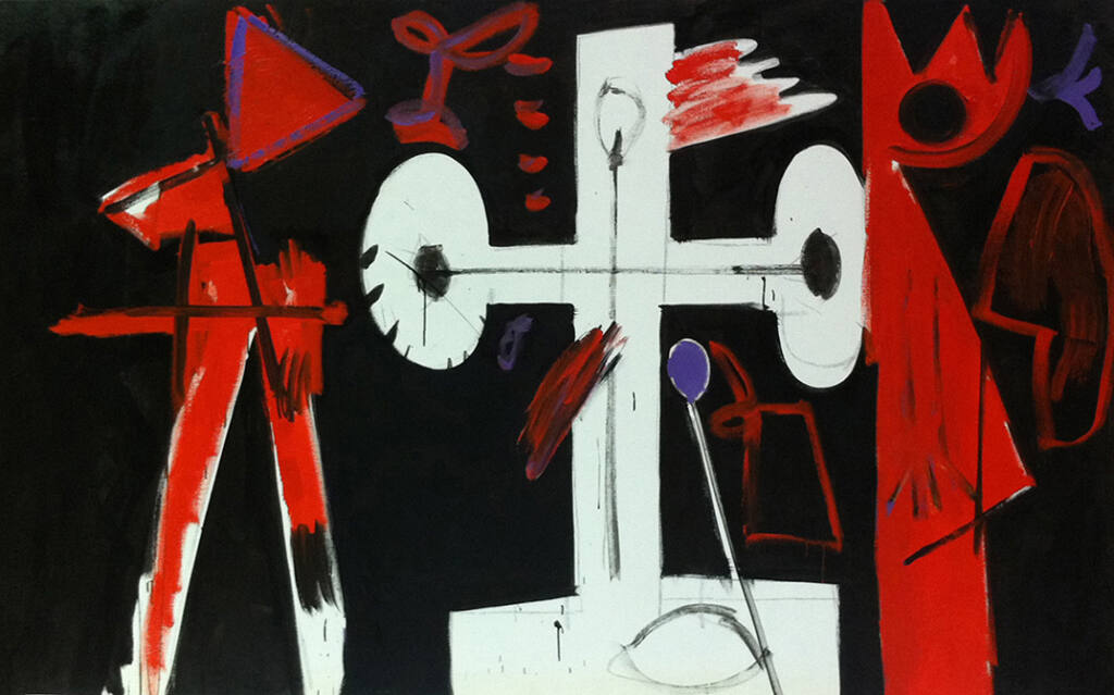 Study for a crucifixion Archdiocese of Wellington