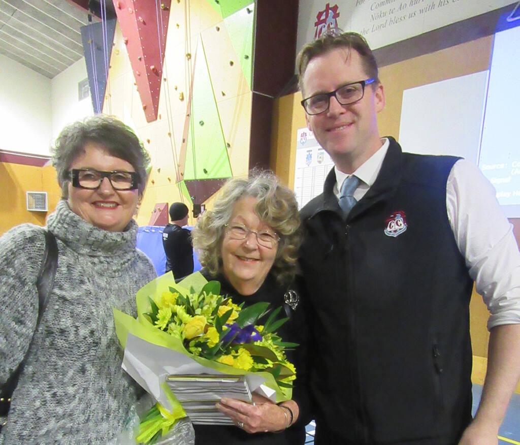 Treasured teacher wraps up six decades in the classroom Archdiocese of Wellington