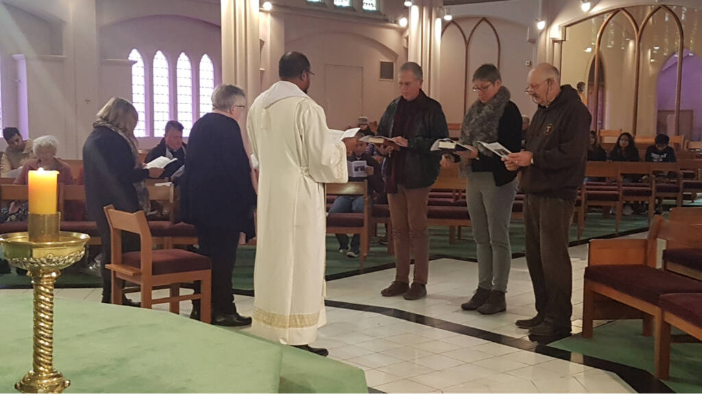 Franciscan Profession Archdiocese of Wellington