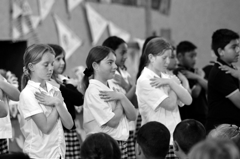 Blenheim students celebrate Assumption of Mary Archdiocese of Wellington