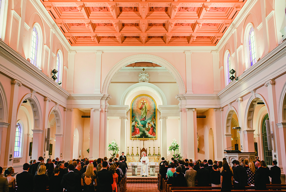 Metropolitan Cathedral of the Sacred Heart of Jesus and St Mary his Mother Archdiocese of Wellington