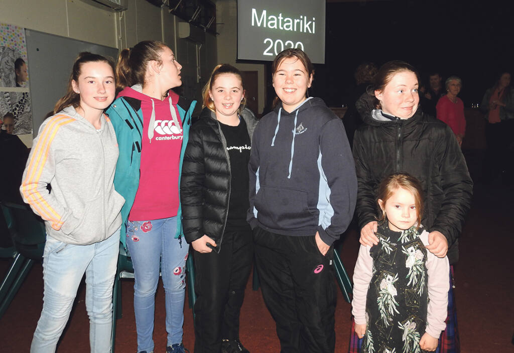Matariki at St Anthony's Archdiocese of Wellington