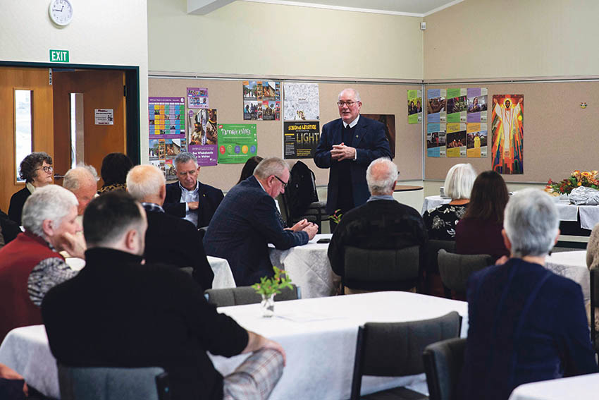 General Manager praised for pastoral approach Archdiocese of Wellington