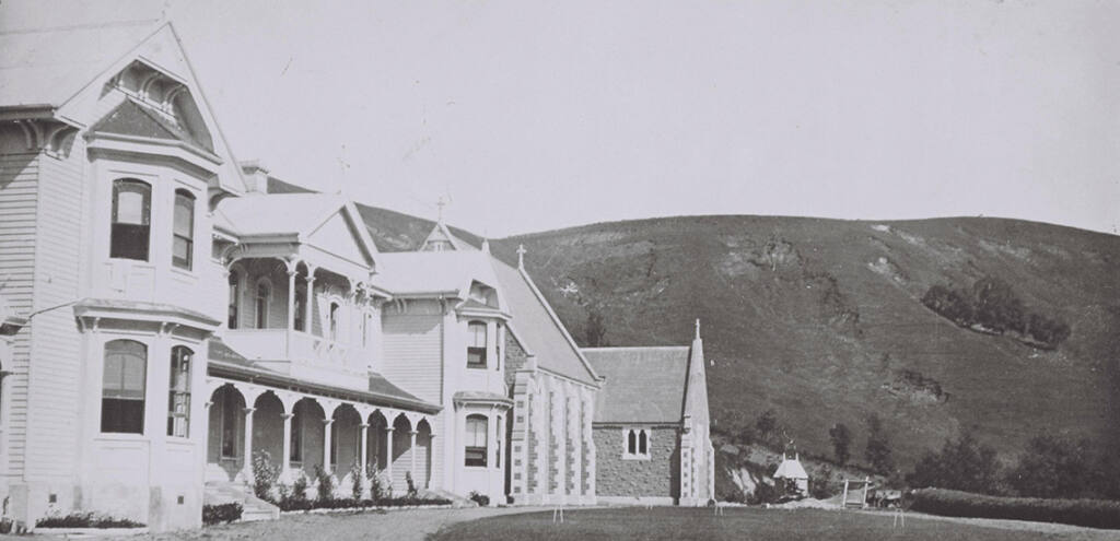 Preserving Mission's French heritage Archdiocese of Wellington