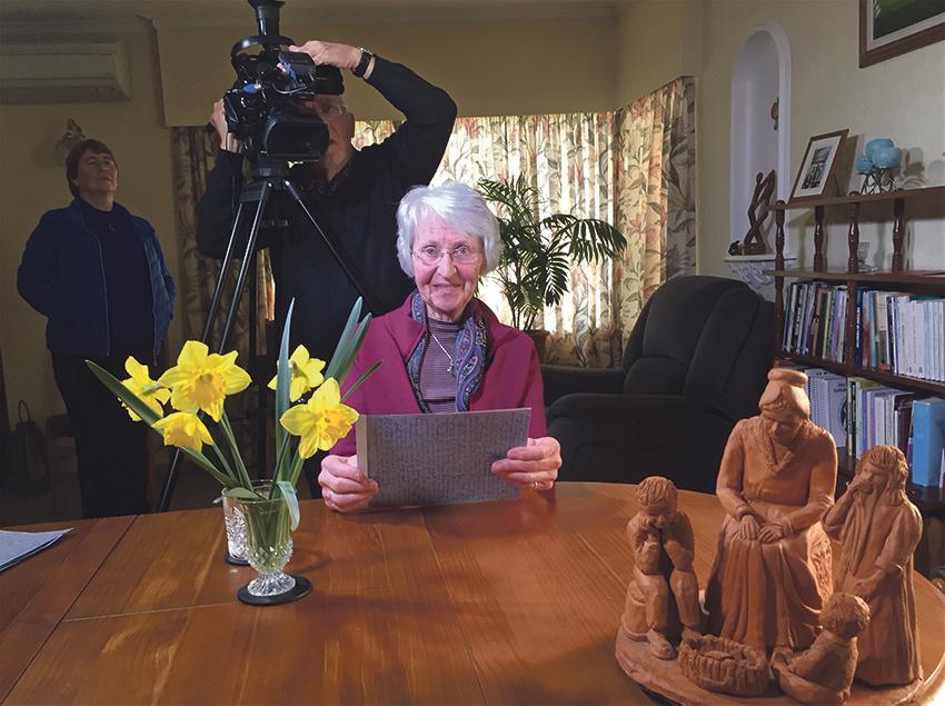 New Film Underway Archdiocese of Wellington