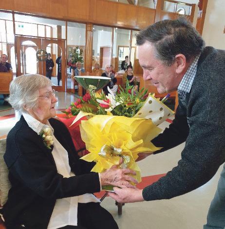 Sr Rita's Jubilee Archdiocese of Wellington