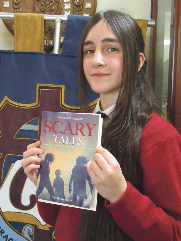 Student writer gains national attention Archdiocese of Wellington
