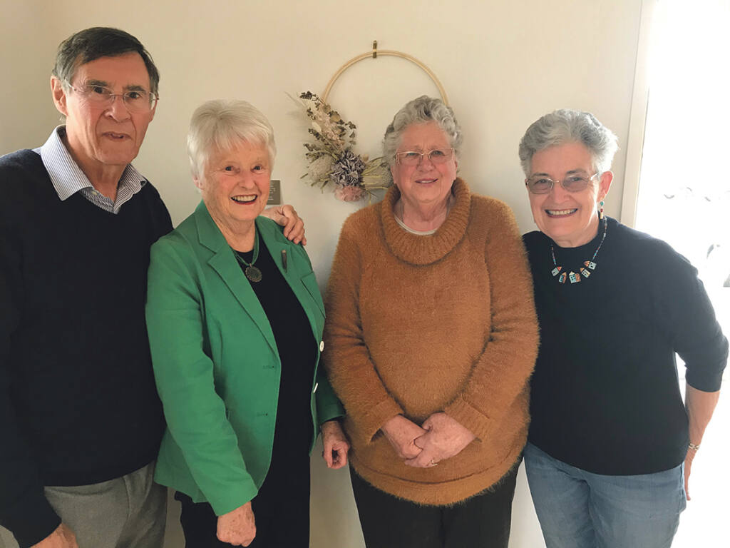 Vincentians recognised as community heroes Archdiocese of Wellington