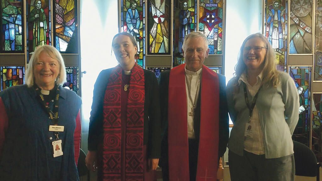Prison and hospital chaplains commissioned in Wellington Archdiocese Archdiocese of Wellington
