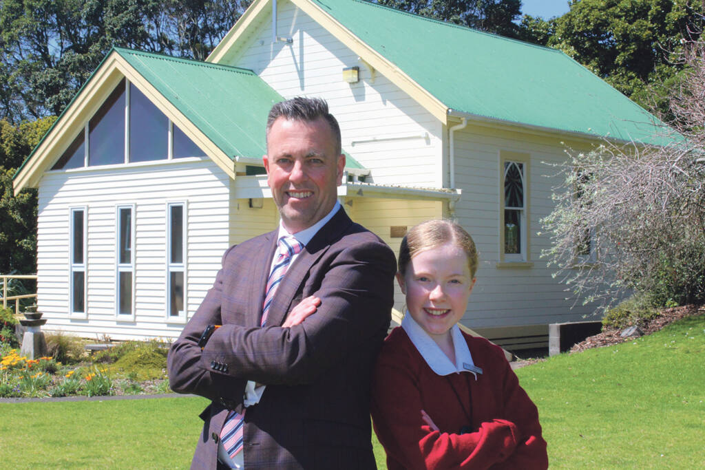 New principal for  St Mary's College Archdiocese of Wellington