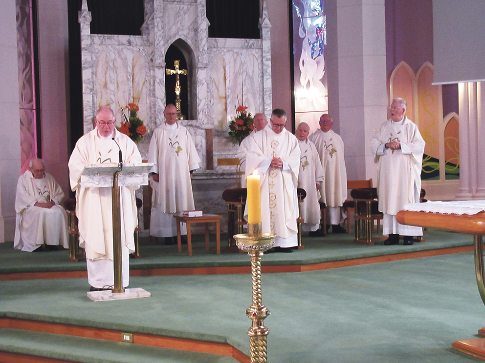 Jubilees celebrated in Palmerston North Diocese Archdiocese of Wellington