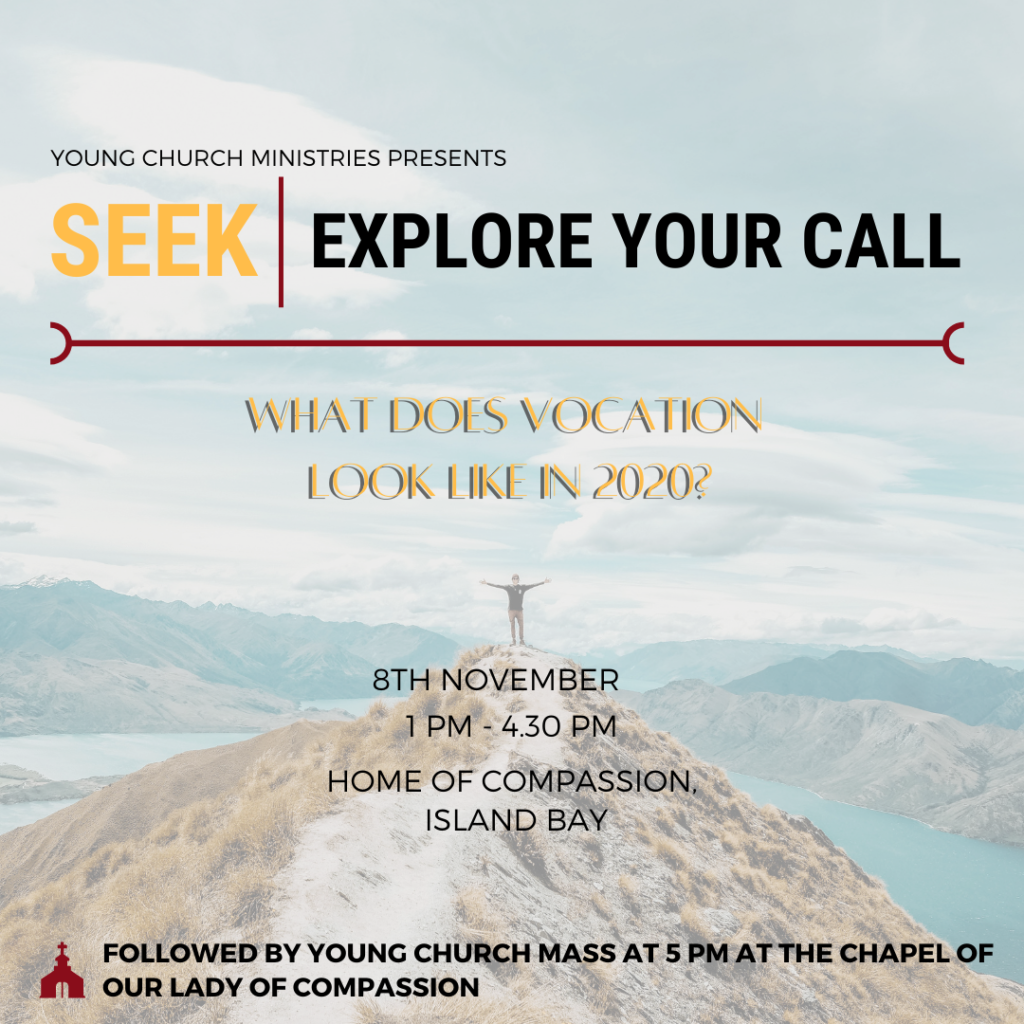 Young Church Archdiocese of Wellington