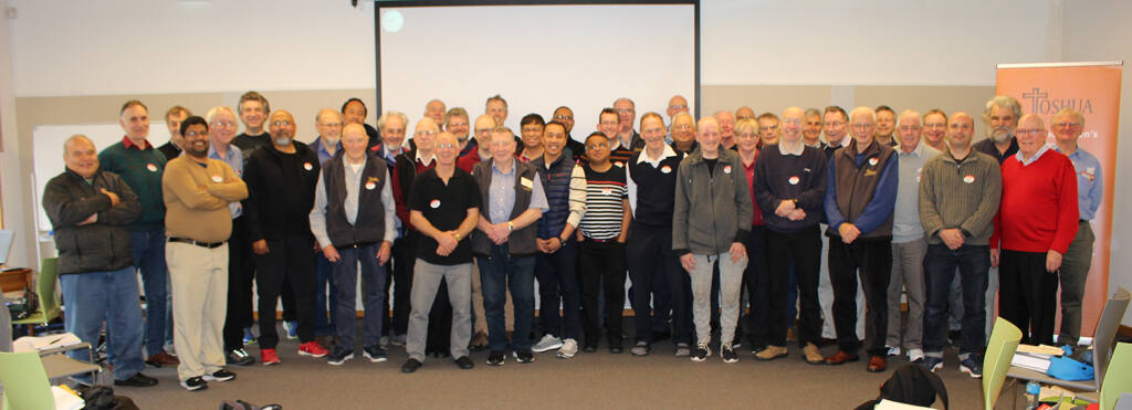 Joshua men reflect on trust and mercy Archdiocese of Wellington