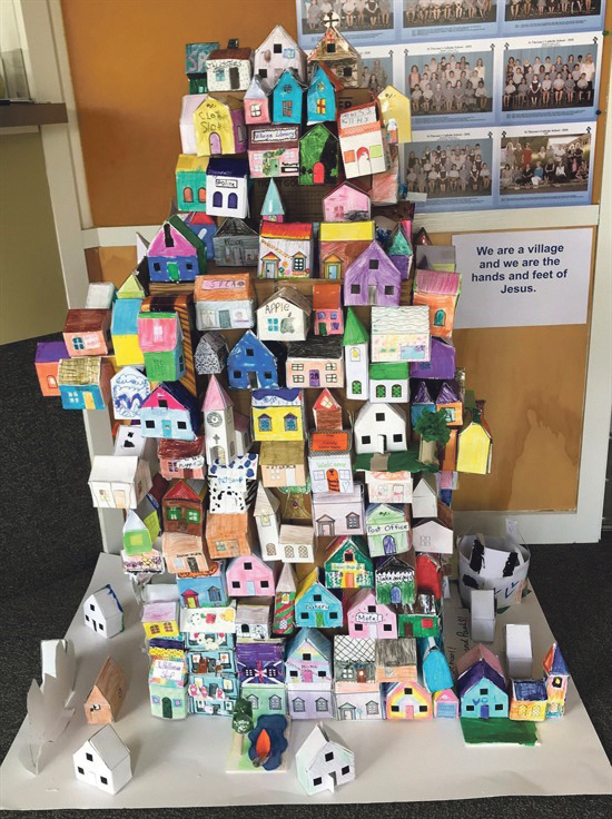 What makes a village? Archdiocese of Wellington